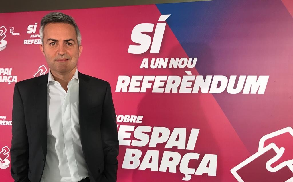 Sí al futur asks for the financing of Espai Barça to be decided on a referendum