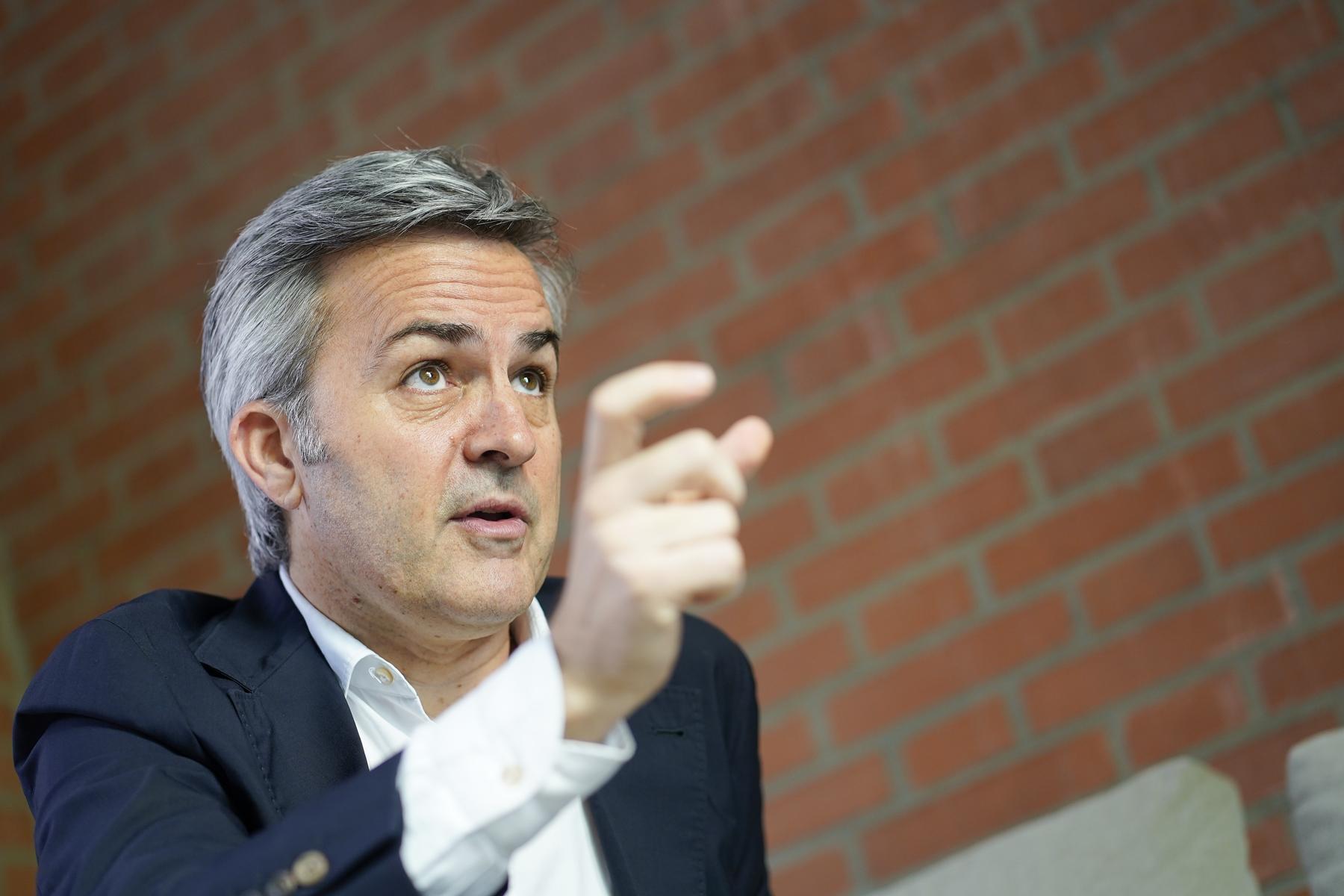 """Víctor Font a Sport: """"El canvi d'entrenador no resol la crisi"""""""