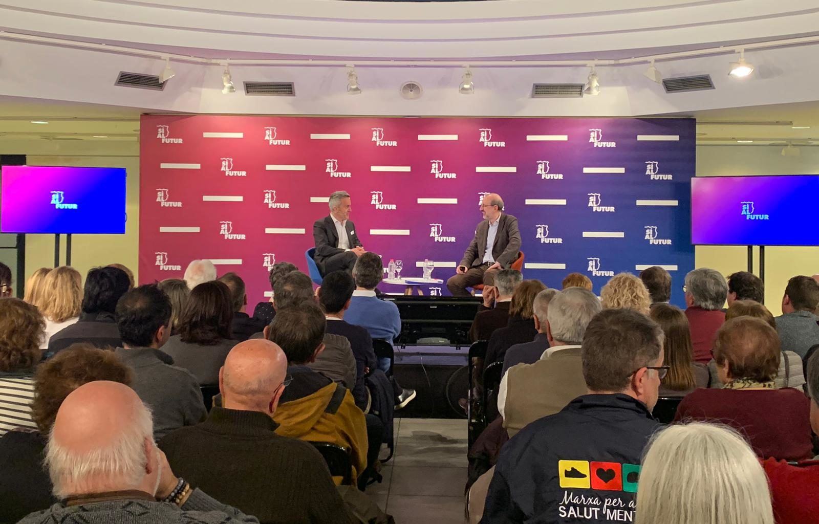 Sí al futur will be presented on Saturday 28 March, at the Barça Fan Club Els Tamarells, in Felanitx, Mallorca