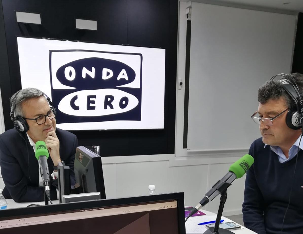 Víctor Font a Onda Cero