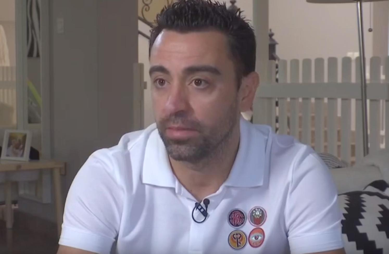 Xavi Hernández: