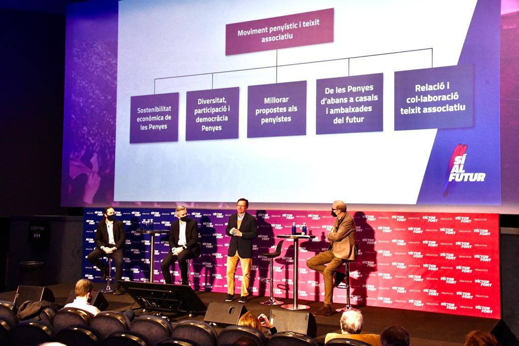 Sí al futur transformarà el model de governança perquè els socis i sòcies actuïn com a autèntics propietaris del Club