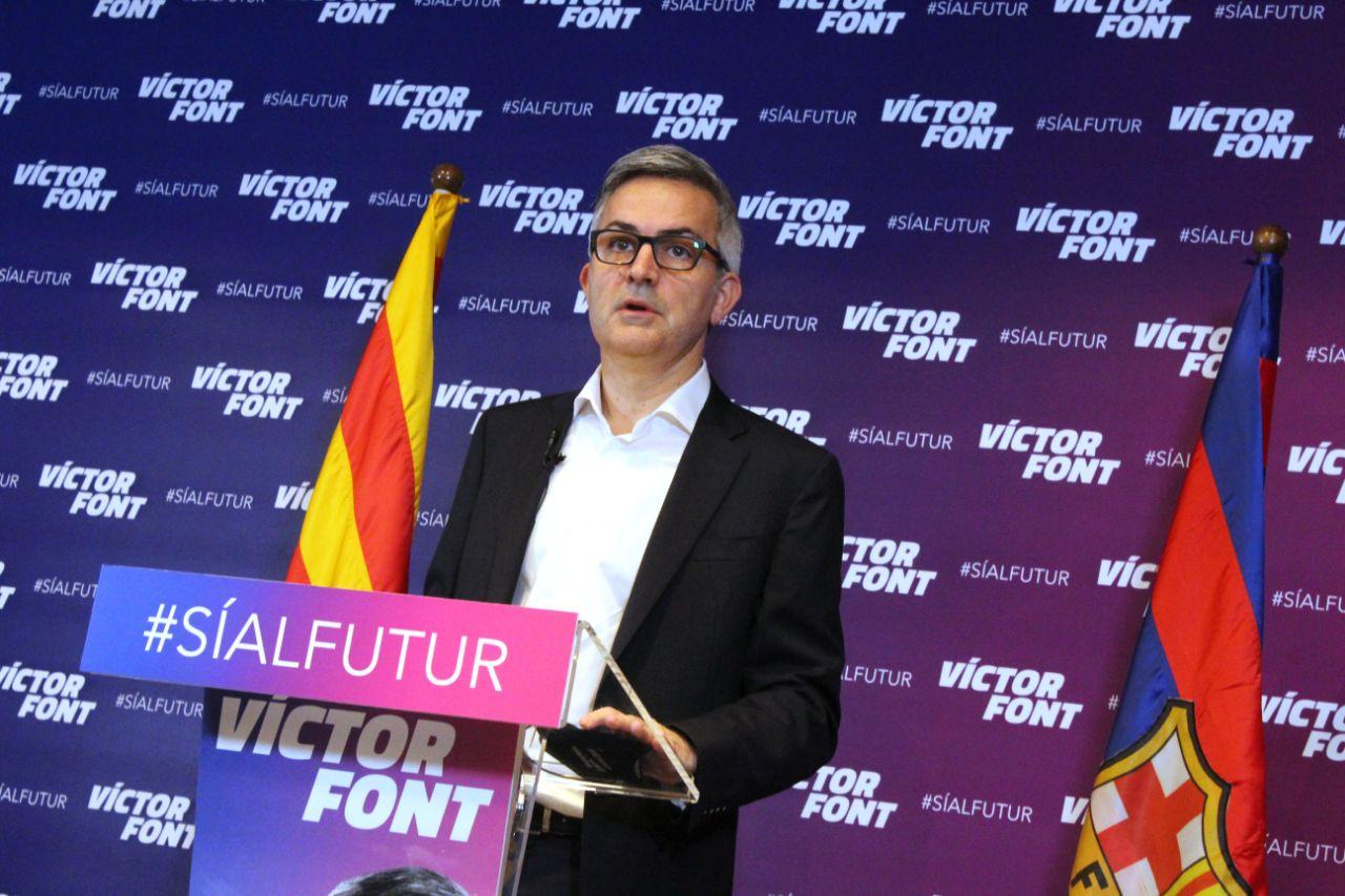 Víctor Font celebra el reconeixement legal del vot electrònic, però troba inexplicable que no es pugui fer servir el 7 de març